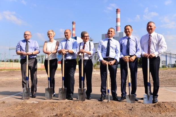 Rozpoczęła się budowa bloku 910 MW w Elektrowni Jaworzno III