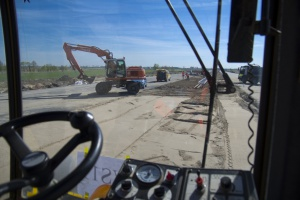 Rozwój infrastruktury Polski Wschodniej postępuje