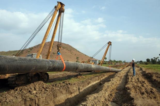 Połączenie gazowe Polski z Litwą argumentem dla Gazpromu