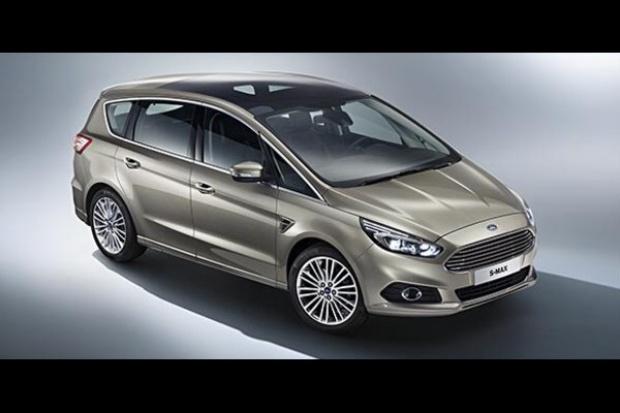 Ford odświeżył S-MAX'a