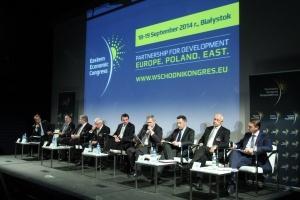 Uwarunkowania rozwoju infrastruktury Polski Wschodniej