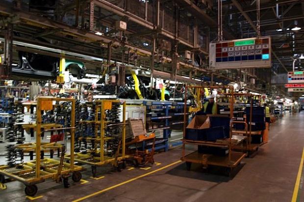 Części motoryzacyjne napędzają gospodarkę