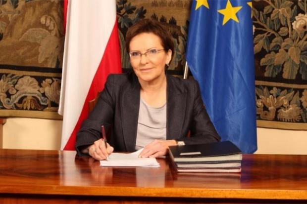 Rząd Ewy Kopacz zaprzysiężony przez prezydenta