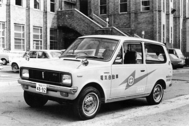 40 lat elektrycznych Mitsubishi