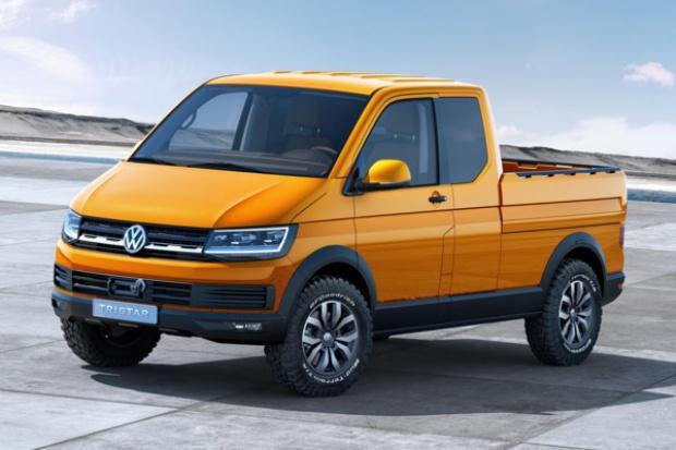 TRISTAR: VW na wiele okoliczności