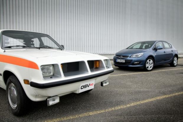 40 lat Opel Safety Vehicle