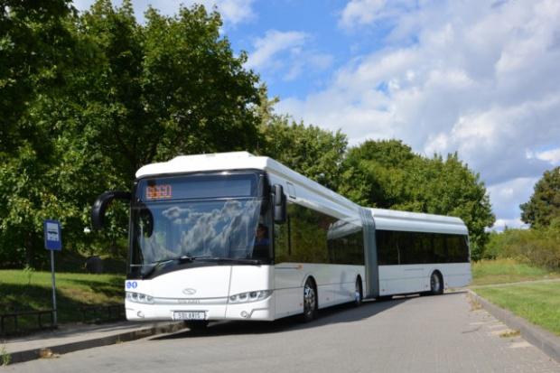 Solaris prezentuje: Urbino 18 electric