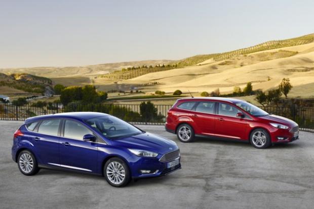 Ford prezentuje Focusa w odnowionej wersji