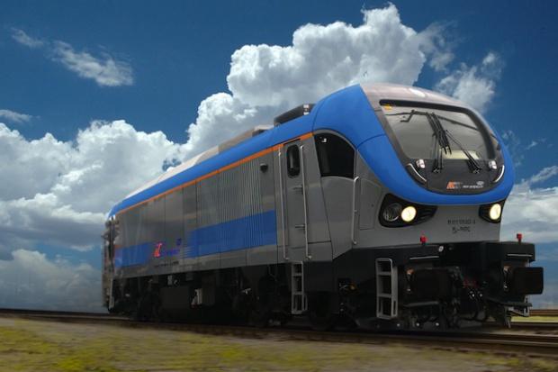 PESA: premierowy pokaz lokomotywy Gama