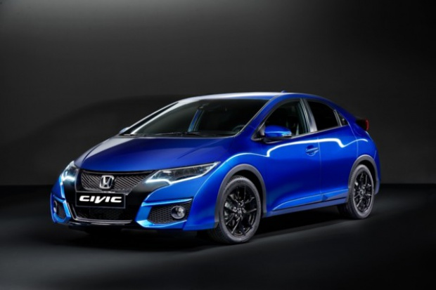 Honda: lifting modelu Civic