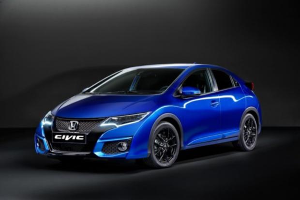 Honda: lifting modelu Civic