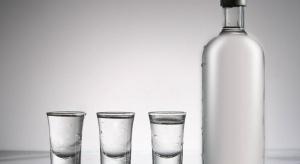 Produkcja wódki w Polsce nadal maleje