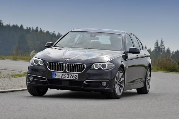 BMW serii 5: w kierunku efektywności