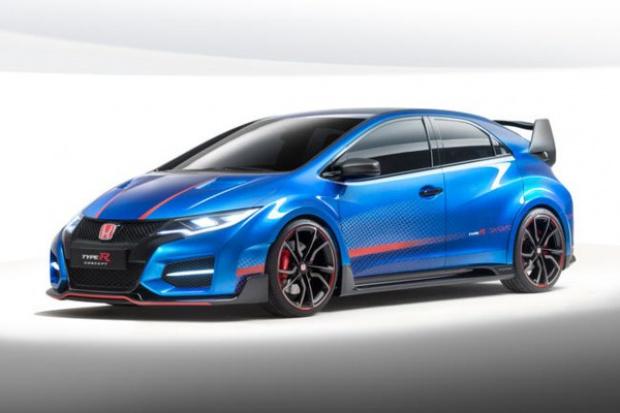Honda potwierdza rozwiązania w modelu Civic Type R