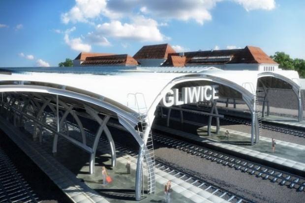 Pięć ofert na dworzec w Gliwicach wartych 136-235 mln zł