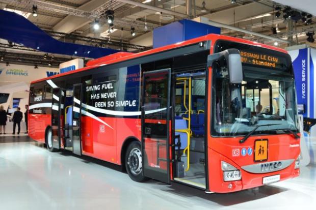 Ponad 700 autobusów Iveco dla Deutsche Bahn
