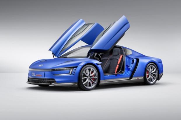 Volkswagen wsadził silnik Ducati do modelu XL1