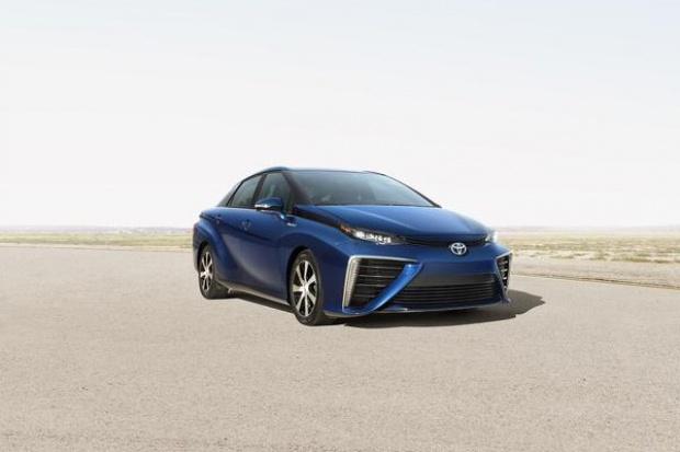 Seryjna wodorowa Toyota już w przyszłym roku