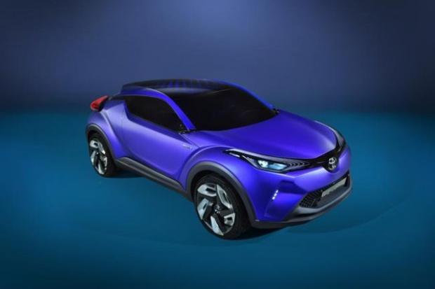 Toyota C-HR: nowy kierunek marki