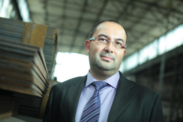 Bowim na razie nie wznowi produkcji prętów w Sosnowcu