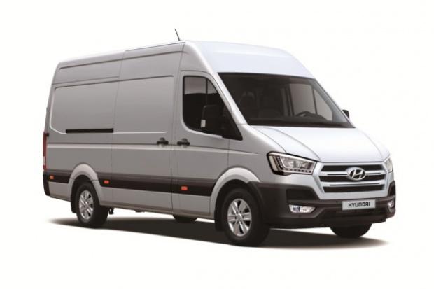 Dostawczy Hyundai dla Europy