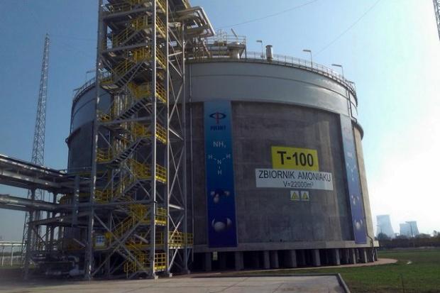 Zakłady azotowe w Puławach otworzyły bardzo ważną instalację