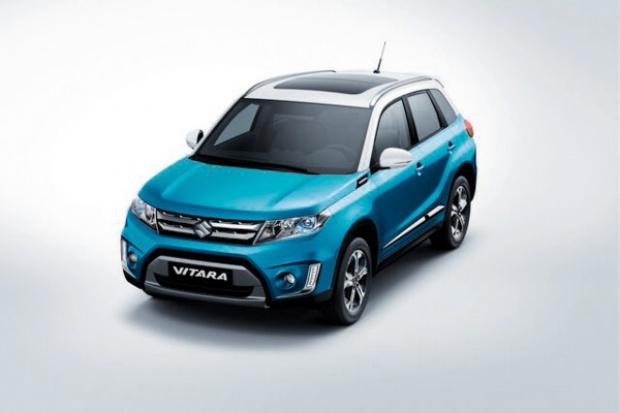 Suzuki ma nową Vitarę