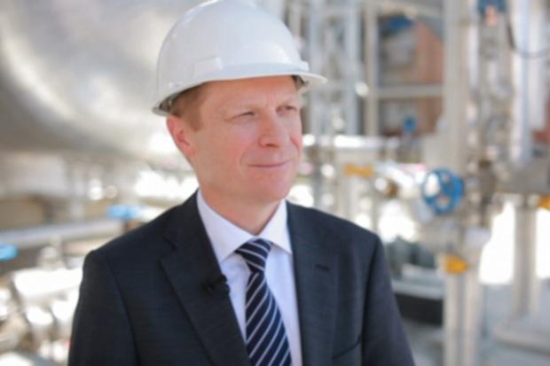 Piotr Wieczorek dyrektorem generalnym Air Products na Europę Środkową