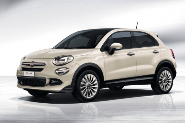 Fiat 500X wjeżdża na salony