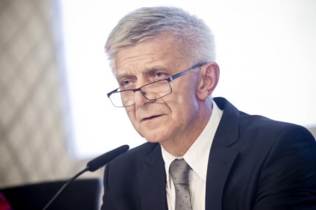 Prof. Belka: nie wykluczamy dalszych cięć stóp