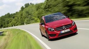 Mercedes-Benz króluje w segmencie premium