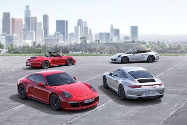 Większa rodzina legendarnego Porsche 911 Carrera