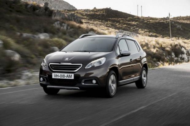 Peugeot świętuje jubileusz produkcyjny modelu 2008