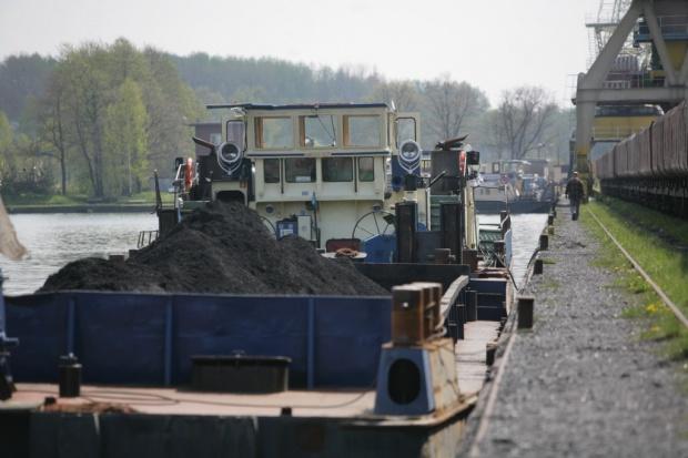 Transport rzekami jest najtańszy