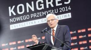 Buzek: rozwiązanie problemów energetycznych kluczem do wyjścia z kryzysu