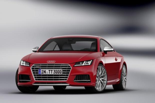 Nowe Audi TT i TTS - trzecia generacja kompaktowego sportowca