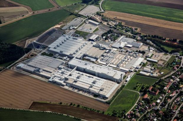 80 lat fabryki Skody w Kvasinach