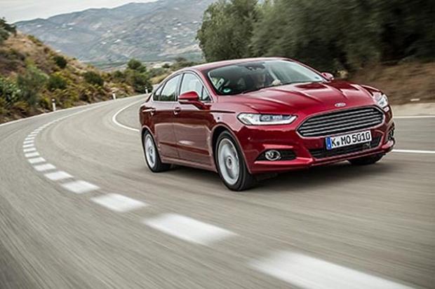 Ford wprowadza nowe Mondeo