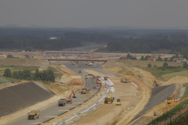 Jest komplet wykonawców na A1 Pyrzowice - Częstochowa