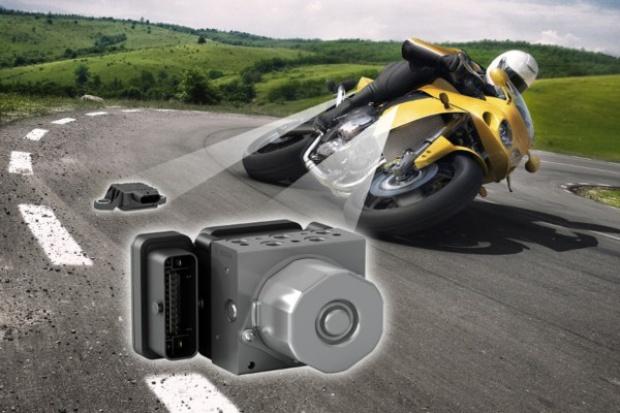 Co trzeci nowy motocykl w Europie jest wyposażony w ABS
