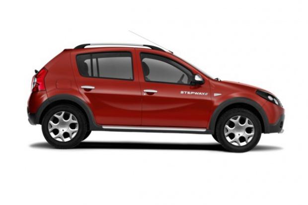 3 miliony razy Dacia