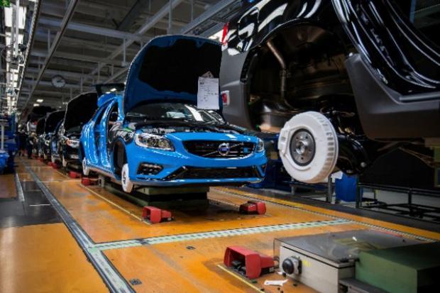 1 300 nowych miejsc pracy w szwedzkiej fabryce Volvo