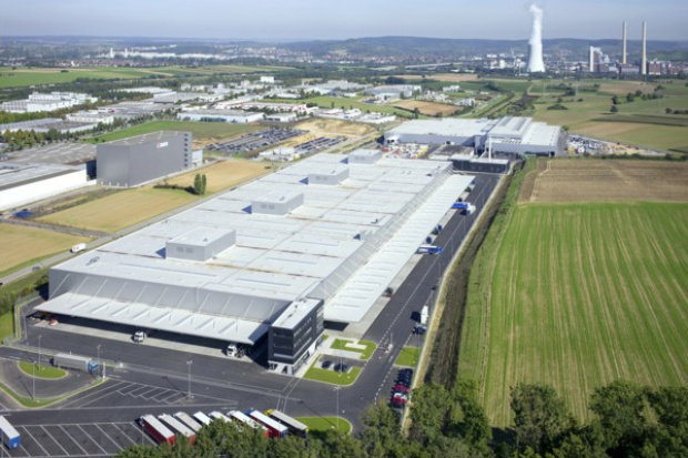 Audi rozbudowuje zakłady w Neckarsulm