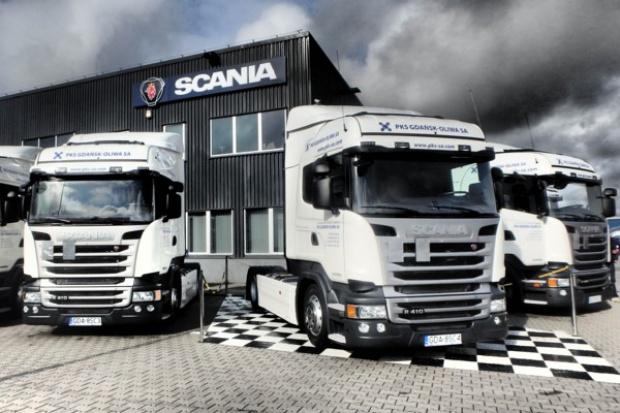 PKS Gdańsk-Oliwa odbiera pierwsze modele Scania Euro 6 z pakietem Ecolution