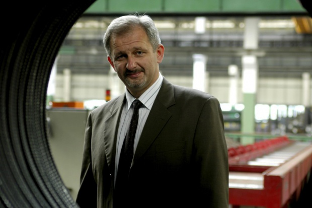 Prezes Konsorcjum Stali: rynek odradza się wolniej niż prognozowano