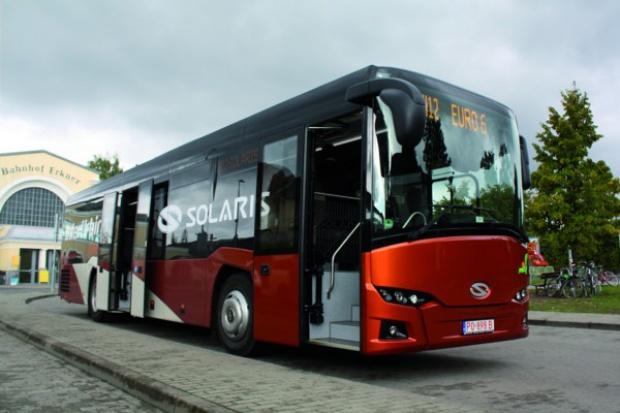 Solaris wysyła kolejne autobusy do Włoch