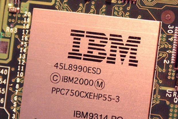 IBM pozbywa się nierentownego działu mikroprocesorów