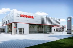 Honda Gdynia - nowy dealer w Trójmieście