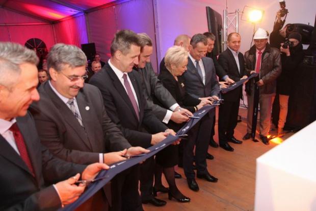 W EC Rzeszów oddano nowy blok energetyczny na gaz