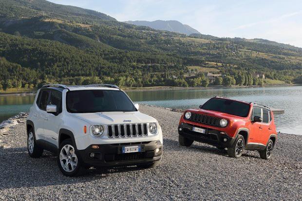Jeep Renegade wjechał na polski rynek
